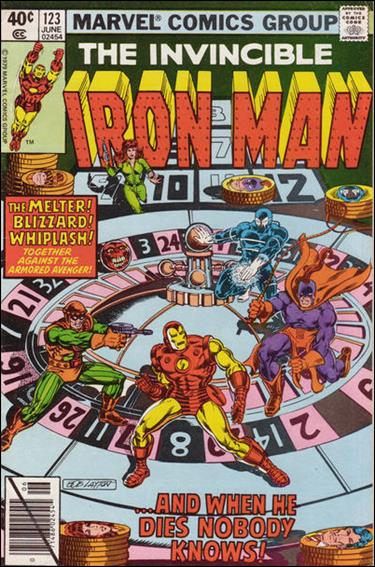 Iron Man (1968) 123-A by Marvel