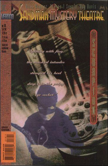 Sandman Mystery Theatre 18-A by Vertigo
