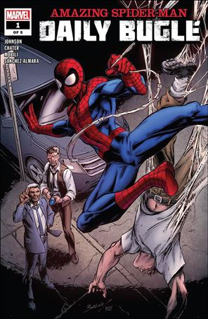 Amazing Spider-Man: The Daily Bugle 1-A