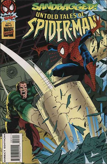Untold Tales of Spider-Man 3-A by Marvel