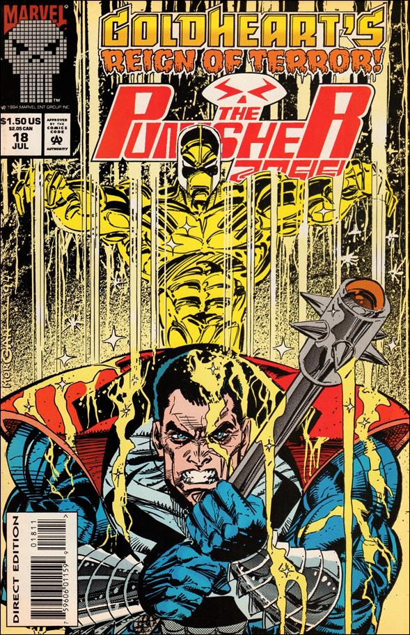 Punisher 2099 (1993) 18-A by Marvel