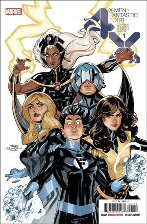 X-Men/Fantastic Four (2020) 1-A