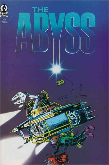 Abyss (1989) 1-A by Dark Horse