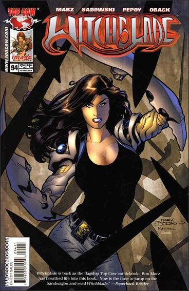 Witchblade 94-A by Top Cow