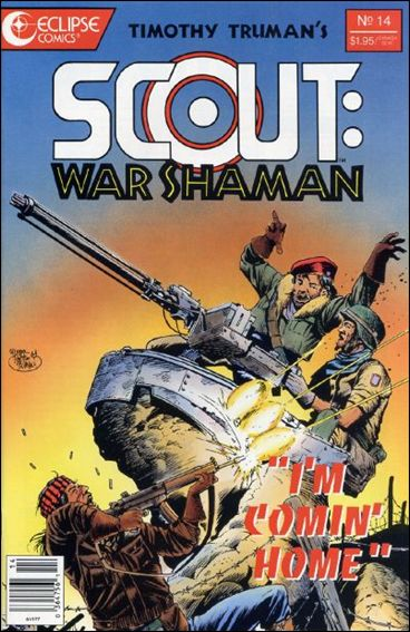 Scout: War Shaman 14-A by Eclipse