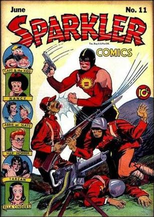 Sparkler Comics (1941) 11-A