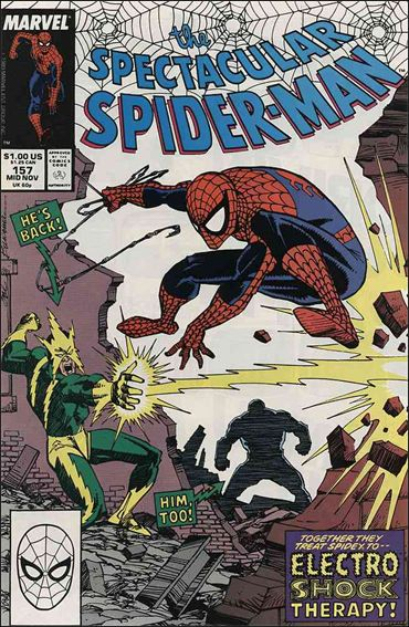 Spectacular Spider-Man (1976) 157-A by Marvel