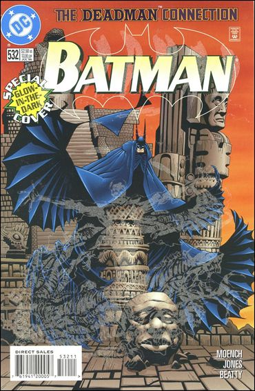 Batman (1940) 532-A by DC