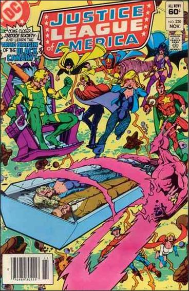 Justice League of America (1960) 220-A by DC