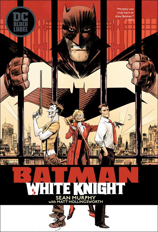 Batman: White Knight nn-A by DC Black Label