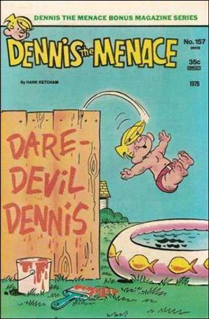Dennis the Menace Bonus Magazine Series 157-A