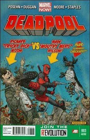 Deadpool (2013) 3-D