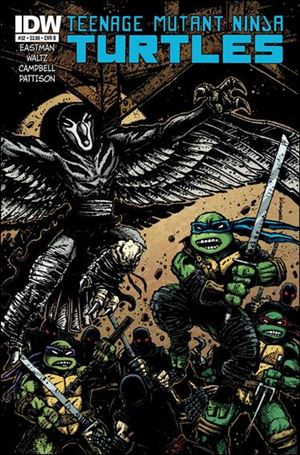 Teenage Mutant Ninja Turtles (2011) 32-B
