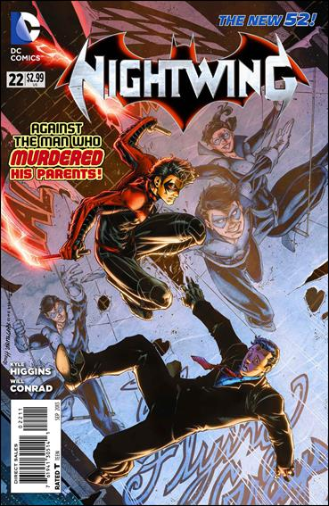Nightwing (2011) 22-A by DC