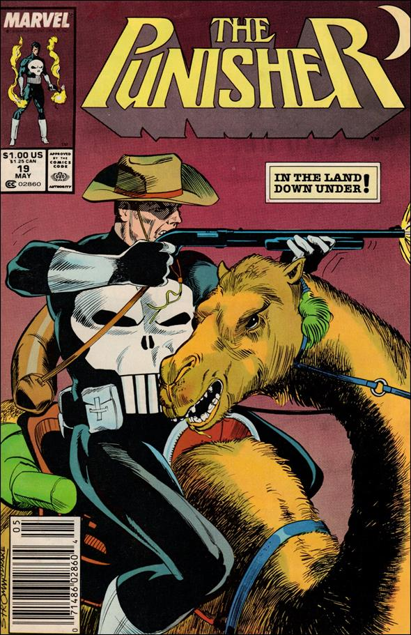 Punisher (1987) 19-A by Marvel
