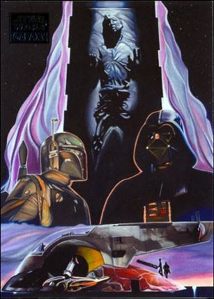 Star Wars Galaxy: Series 7 (Base Set) 55-A