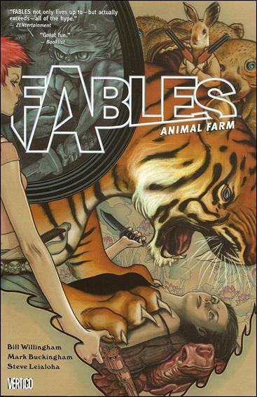 Fables 2-B by Vertigo