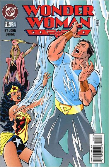 Wonder Woman (1987) 116-A by DC