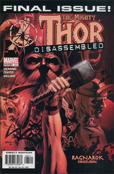 Thor (1998) 85-A by Marvel