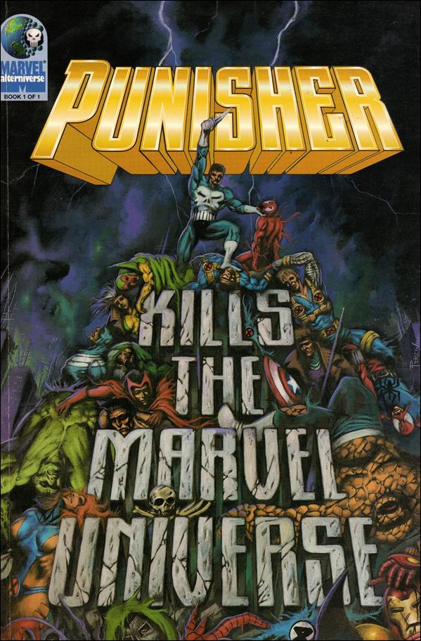 Punisher Kills the Marvel Universe 1-A by Marvel