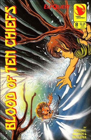 Elfquest: Blood of Ten Chiefs 8-A