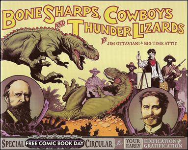 Bone Sharps, Cowboys and Thunder Lizards 1-A by G.T. Labs