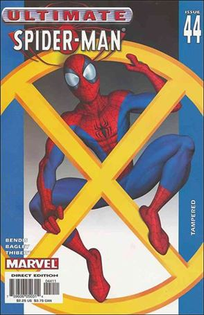 Ultimate Spider-Man (2000) 44-A
