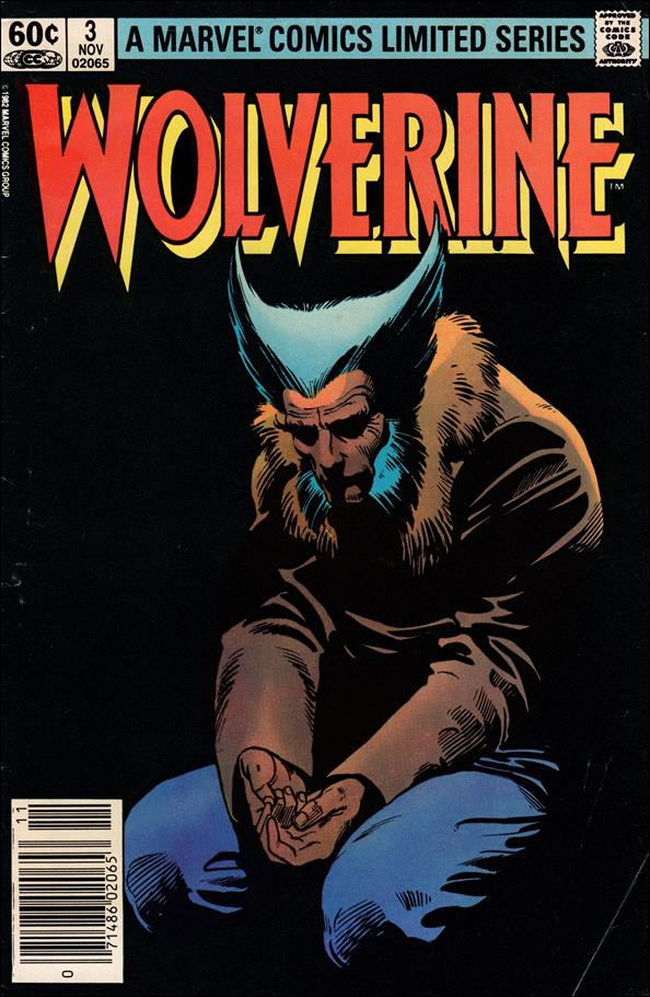 Wolverine (1982) 3-A by Marvel