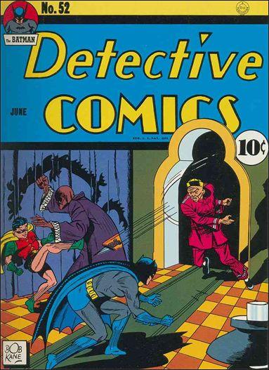 Detective Comics (1937) 52-A by DC