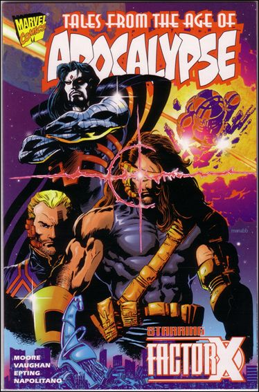 Tales from the Age of Apocalypse: Sinister Bloodlines 1-A by Marvel