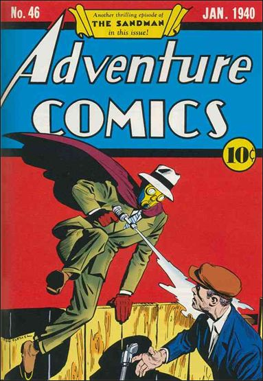 Adventure Comics (1938) 46-A by DC