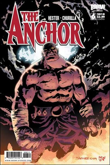 Anchor 6-B by Boom! Studios