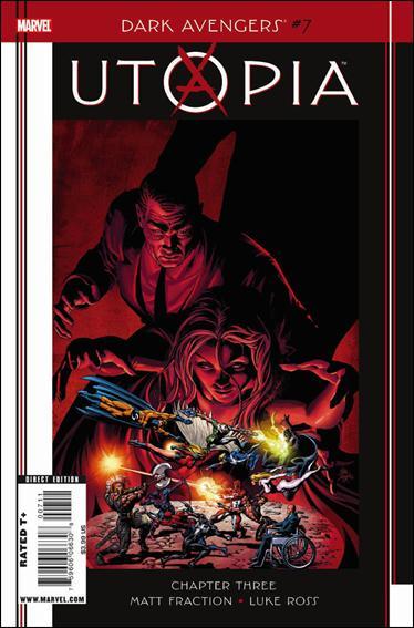 Dark Avengers (2009) 7-A by Marvel