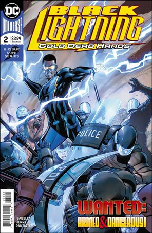 Black Lightning: Cold Dead Hands 2-A