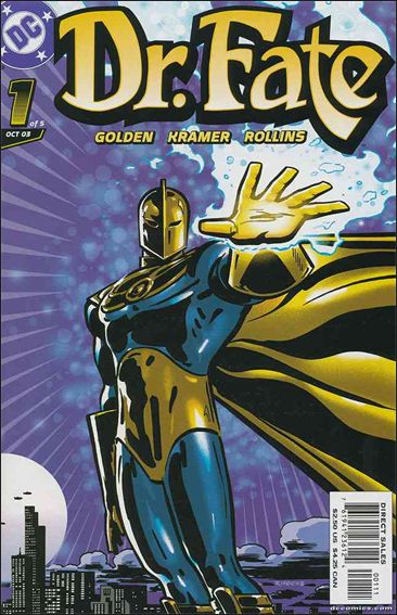 Doctor Fate (2003) 1-A by DC