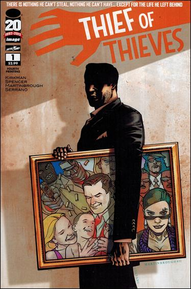 Thief of Thieves 1-F by Skybound Entertainment