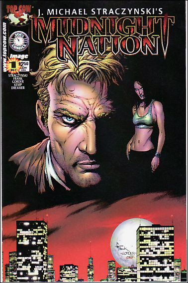 Midnight Nation 1-B by Top Cow