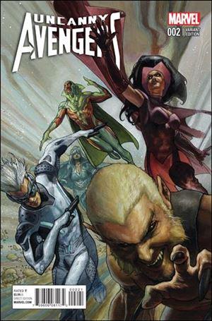 Uncanny Avengers (2015) 2-C