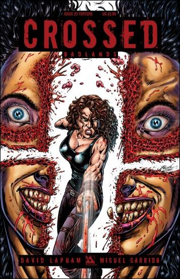 Crossed: Badlands 23-C by Avatar Press