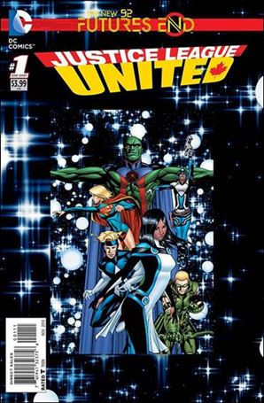 Justice League United: Futures End 1-A