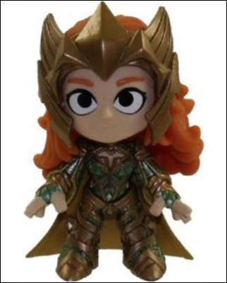 Justice League Mystery Minis Mera   1/6 by Funko