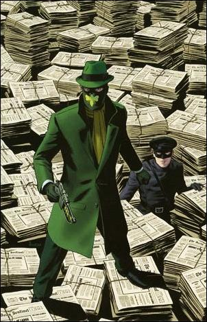 Green Hornet (2013) 1-E by Dynamite Entertainment