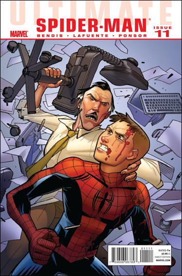 Ultimate Spider-Man (2009) 11-A by Marvel