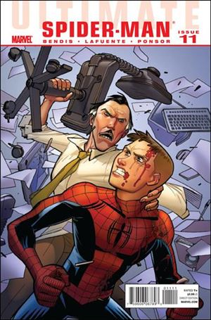 Ultimate Spider-Man (2009) 11-A