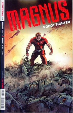 Magnus: Robot Fighter 1-A