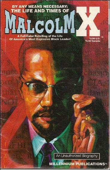 Malcolm X (1993) 1-A by Millennium