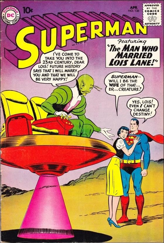 Superman (1939) 136-A by DC