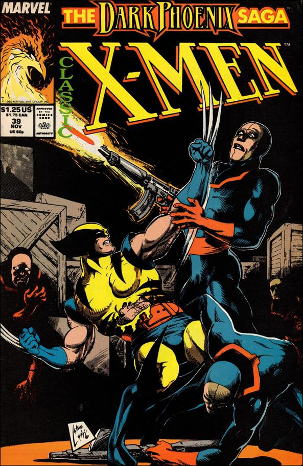 Classic X-Men 39-A by Marvel