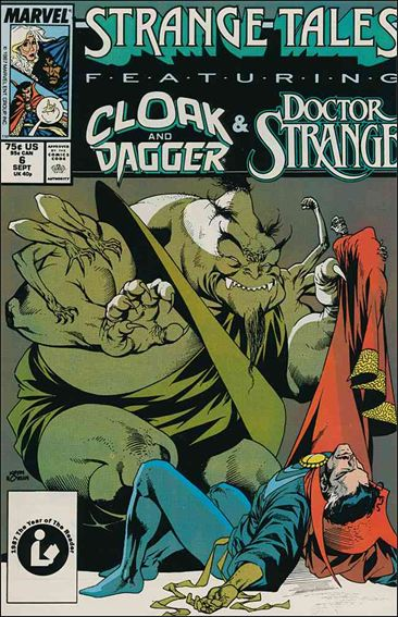Strange Tales (1987) 6-A by Marvel
