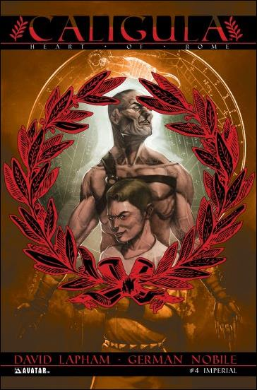 Caligula: Heart of Rome 4-D by Avatar Press